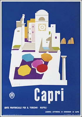 Travel to Capri