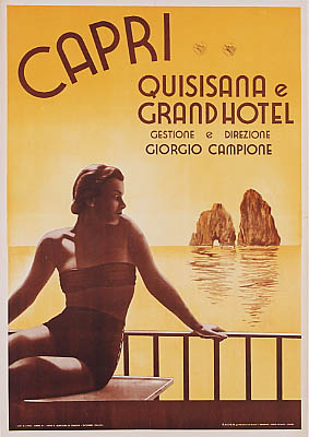 La Dolce Vita at the Grand Hotel Quisisana