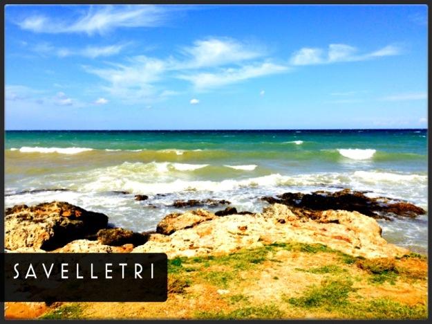 Postcard from Puglia: Savelletri Beach